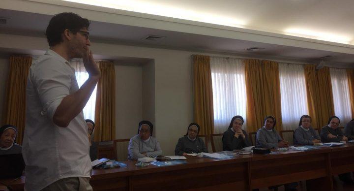 Presentación de Camilo Barrionuevo
