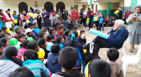 Escuela «San Antonio de Padua»